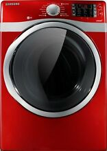 New Samsung Electric Dryer 27  7 5 cu ft  DV511AER  Local Pick up Only