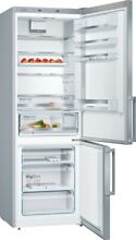 Bosch KGE49BI41   Doors Stainless Steel   Cool Freezer Fridge Combination