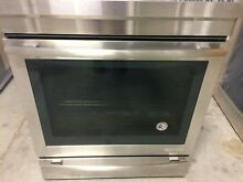 Jenn Air JGS1450FS 30  Euro Style Stainless Steel Slide In Gas Range