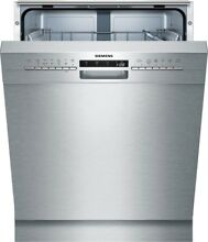 Siemens SN436S01GE   Base Unit   Stainless Steel   Dishwasher 23 5 8in   Incl