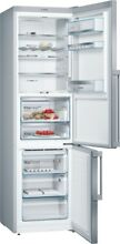 Bosch KGF39PI45   Cool Freezer Fridge Combination   Doors Stainless Steel