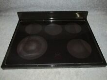 8188159 WHIRLPOOL RANGE OVEN MAIN TOP GLASS COOKTOP