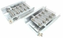 Dryer Heating Element  2 Pack  for Whirlpool  Sears  AP3094254  PS334313  279838