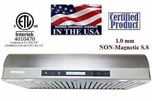 Xtremeair PX14 U36 36 Inch Low Profile under Cabinet Range Hood