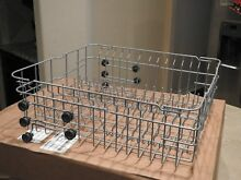 ELECTROLUX DISHWASHER UPPER RACK ASSEMBLY WITH ROLLERS PART  53044921469