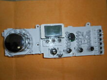 809020001 Electrolux Washer User Control   Display Board w  Buttons   Lights