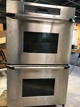 Dacor 30 Inch  Double Convection Electric Wall Oven 85136