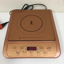Copper Chef Model KC16067 00300 Induction Cooking Kitchen Cooktop