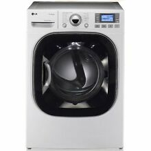 LG STEAM DRYER DLEX3875W WHITE NEW IN BOX   LOCAL PICK UP ONLY