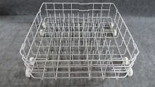 WD28X10384 GE DISHWASHER LOWER RACK ASSEMBLY