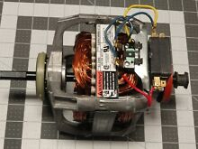 31001015   31001589 Original Maytag Dryer Motor w  Single Push On Terminals