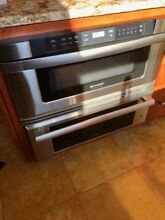 Sharp Insight Pro Series KB6015KS 30 Inch Microwave Drawer Oven  Stainless steel