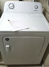 Amana Electric Clothes Dryer Two Months New with Warranty  199 Firm P U or Deliv
