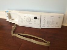 Kenmore Elite HE3T Washer Control Board White