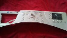 WHIRLPOOL WASHER CONTROL PANEL PART   W10370314 W10370328