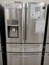 Samsung RF28JBEDBSR French Door Refrigerator  Stainless Steel