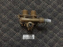 GE Washer Water Inlet Valve WH13X10041 WH49X26074