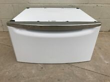Whirlpool XHPC155XW  XHPC155XW1 Washer and Dryer Pedestal in White
