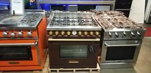 Superiore DECO Series 36  Gas Range RD361GCMB