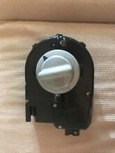 GE Washing Machine Washer Timer w  Knob 175D6604P052 WH12X10535 Used