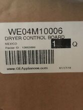GE Dryer Interface Control Board WE04M10006 Q99