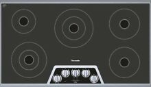 Thermador CEM365NS Masterpiece 36  Electric Smoothtop Cooktop  Stainless Steel