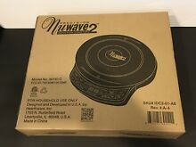 NuWave Precision Induction Cooktop 2  PIC2    30151 C   Black   New In Box