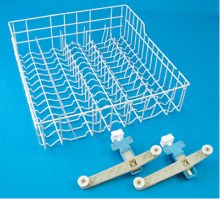 Dishwasher Upper Rack for Whirlpool  Sears  AP3096553  PS343094  3369903