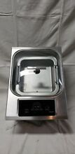 NEW Wolf IS15 S 15  Inch Electric Steamer Module Stainless Steel