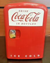 CT1  Coca Cola KWC 4C Countertop Mini Fridge