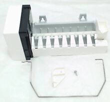 D7824706Q  Refrigerator Icemaker  Bare  fits Roper  Kenmore  Whirlpool