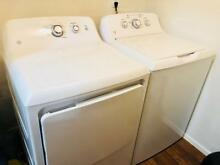 GE Washer 3 8 cu ft  Top Load Stainless Steel Tub  GE 7 2 cu ft Electric Vented