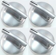 Surface Burner Knob  4 Pack for Maytag  Jenn Air  AP4100128  PS2088183  74010839