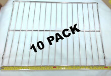 10 Pk  Oven Rack for General Electric  Hotpoint  AP2031155  PS249581  WB48T10011