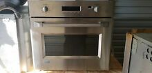 GE Monogram Wall Oven  ZET1PM4SS