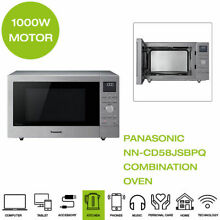 Brand New  Panasonic NN CD58JSBPQ 3 in 1 Combination Microwave Oven   1000W