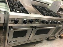Viking VGR48 SS 48  Professional 6 Burner Gas Range Stainless