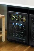 46 Bottle Dual Zone Touch Screen Wine Cooler  ID 111384