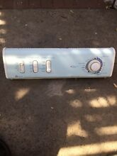 Maytag Atlantis Oversized Capacity Stainless Washer Control Board