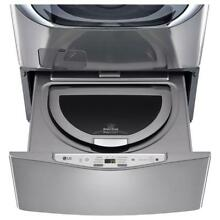 27 in  1 0 cu  ft  SideKick Pedestal Washer with TWINWash System Compatibility