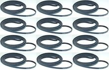 Dryer Belt 12 Pack for Whirlpool  Sears  AP2946843  PS346995  12OF341241