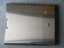 Maytag Dishwasher Front Panel W10419107 Stainless Steel