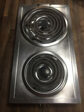 JENN AIR Downdraft Cooktop Stainless Steel Cartridge Burner Insert New Drip Pans