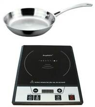 Power Induction Stove with Stainless Steel Fry Pan  ID 3268901