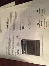 Samsung Smooth Surface 5 Element Self Cleaning Slide In True Convection Electric