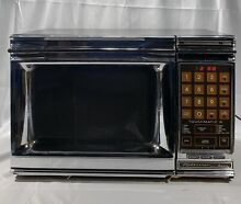 Vintage Amana Radarange Microwave Oven Touchmatic 2 Retro Works 1980 Excellent