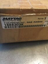 1888303k maytag Magic chef gas oven thermostat  new old stock