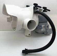 00436440  Washing Machine Drain Pump Replaces Thermador