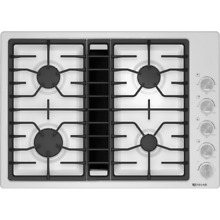 NEW  Jenn Air JGD3430BW 30  Downdraft Gas Cooktop  White   NEW