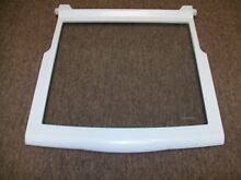 WPW10276348 WHIRLPOOL REFRIGERATOR GLASS SHELF